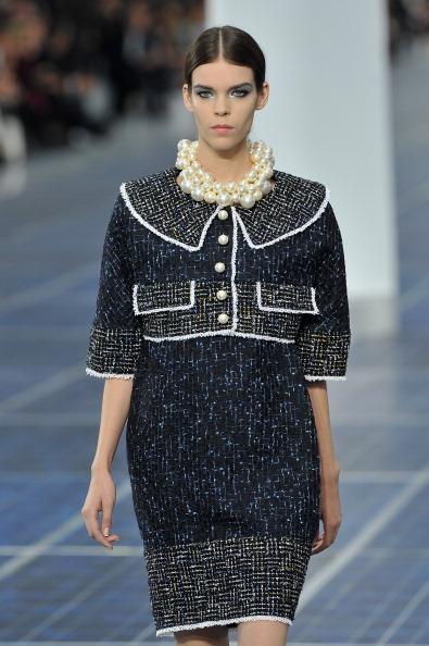 真珠「Chanel: Runway - Paris Fashion Week Womenswear Spring / Summer 2013」:写真・画像(12)[壁紙.com]