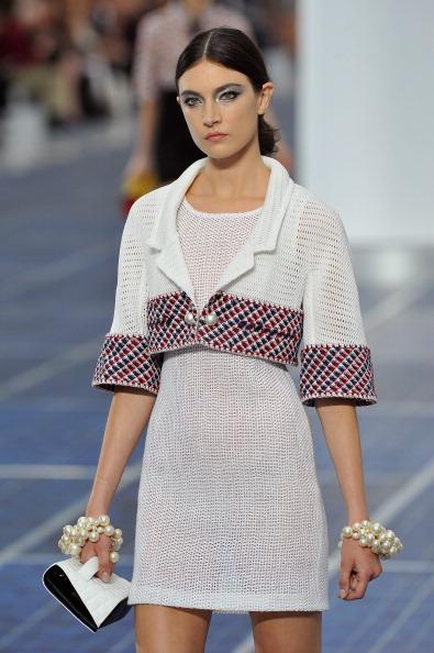 Chanel Dress「Chanel: Runway - Paris Fashion Week Womenswear Spring / Summer 2013」:写真・画像(18)[壁紙.com]