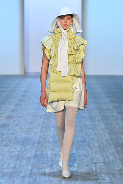 Cream Colored Shorts「Collections: Sophie Joy, Rhemy, Olli, FuMoso - Runway - New Zealand Fashion Week 2019」:写真・画像(12)[壁紙.com]