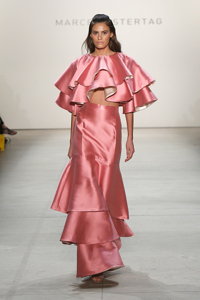 Art And Craft「Marcel Ostertag S/S 2017 Collection - Runway - New York Fashion Week」:写真・画像(17)[壁紙.com]