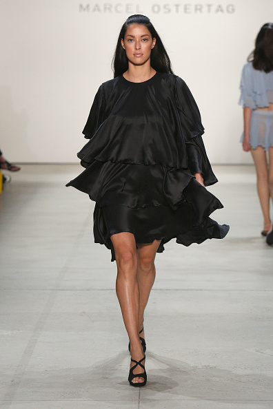 Little Black Dress「Marcel Ostertag S/S 2017 Collection - Runway - New York Fashion Week」:写真・画像(14)[壁紙.com]