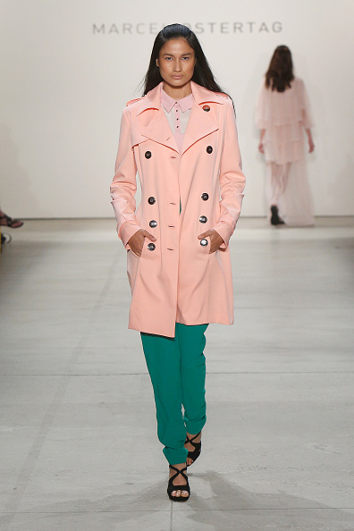 Pale Pink「Marcel Ostertag S/S 2017 Collection - Runway - New York Fashion Week」:写真・画像(13)[壁紙.com]