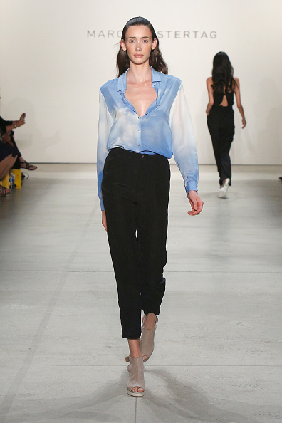Art And Craft「Marcel Ostertag S/S 2017 Collection - Runway - New York Fashion Week」:写真・画像(12)[壁紙.com]