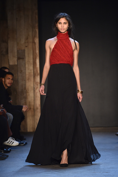 Jacopo Raule「Greg Lauren -Runway - Mercedes-Benz Fashion Week Fall 2015」:写真・画像(5)[壁紙.com]