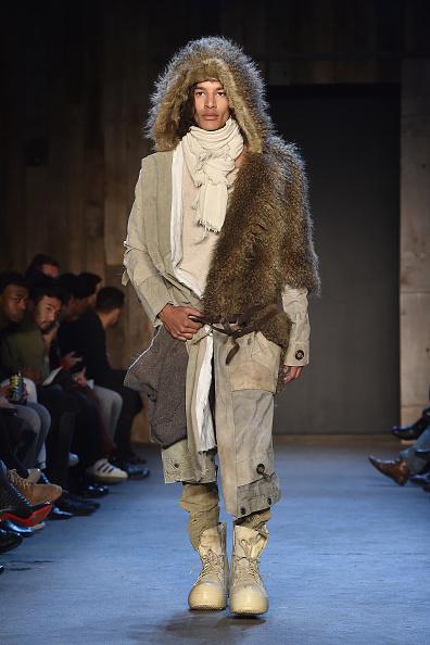 Jacopo Raule「Greg Lauren -Runway - Mercedes-Benz Fashion Week Fall 2015」:写真・画像(12)[壁紙.com]