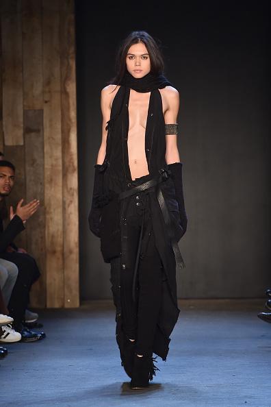 Jacopo Raule「Greg Lauren -Runway - Mercedes-Benz Fashion Week Fall 2015」:写真・画像(6)[壁紙.com]