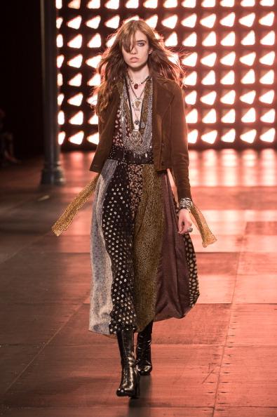 Francois Durand「Saint Laurent : Runway - Paris Fashion Week - Menswear S/S 2015」:写真・画像(5)[壁紙.com]