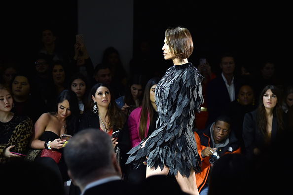 ニューヨークファッションウィーク「Afffair - Front Row - February 2019 - New York Fashion Week: The Shows」:写真・画像(10)[壁紙.com]