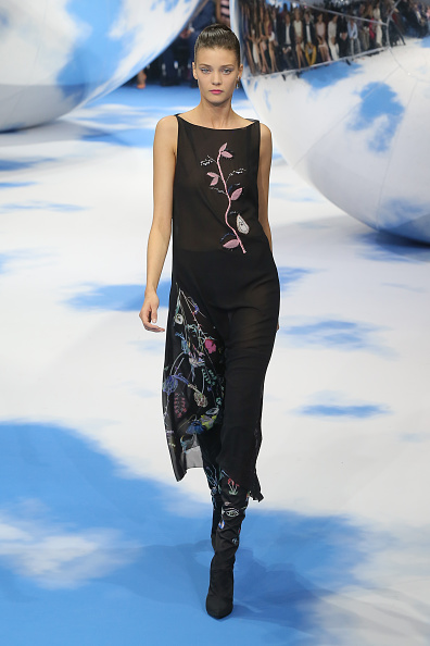 Black Color「Moscow Dior Show - Runway」:写真・画像(6)[壁紙.com]
