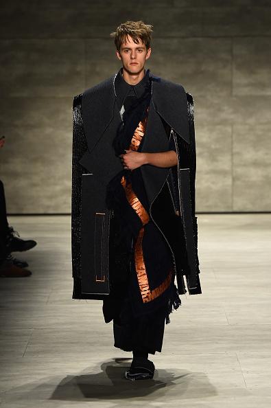 One Man Only「VFILES - Runway - Mercedes-Benz Fashion Week Fall 2015」:写真・画像(17)[壁紙.com]
