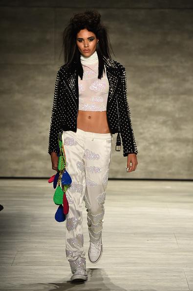 Long Hair「VFILES - Runway - Mercedes-Benz Fashion Week Fall 2015」:写真・画像(15)[壁紙.com]