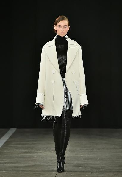 Leather Boot「Edun - Runway - Mercedes-Benz Fashion Week Fall 2015」:写真・画像(11)[壁紙.com]