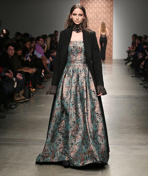 Pier 59「Sophie Theallet - Runway - MADE Fashion Week Fall 2015」:写真・画像(19)[壁紙.com]