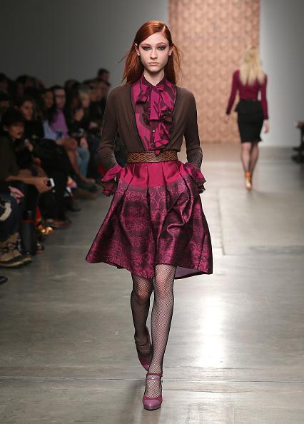 Pier 59「Sophie Theallet - Runway - MADE Fashion Week Fall 2015」:写真・画像(14)[壁紙.com]