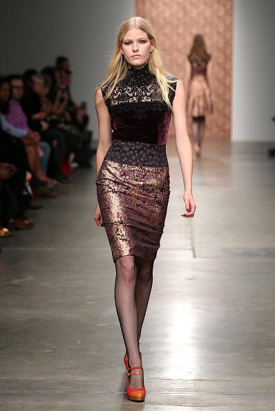 Pier 59「Sophie Theallet - Runway - MADE Fashion Week Fall 2015」:写真・画像(16)[壁紙.com]