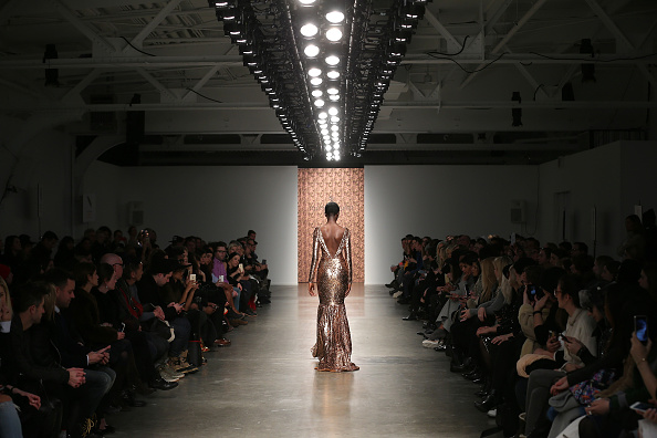 Pier 59「Sophie Theallet - Runway - MADE Fashion Week Fall 2015」:写真・画像(8)[壁紙.com]