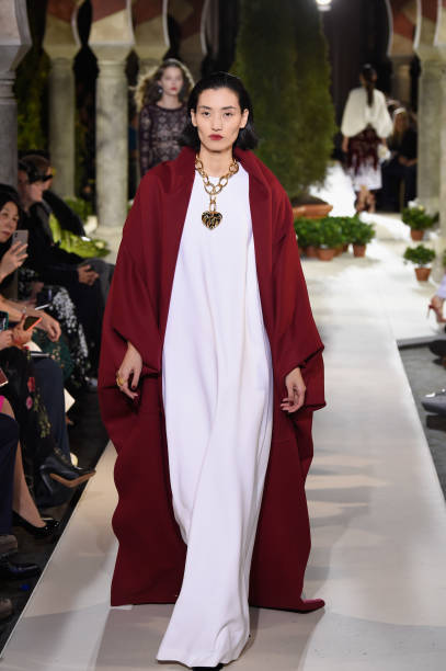 Oscar De La Renta - Runway - February 2019 - New York Fashion Week:ニュース(壁紙.com)