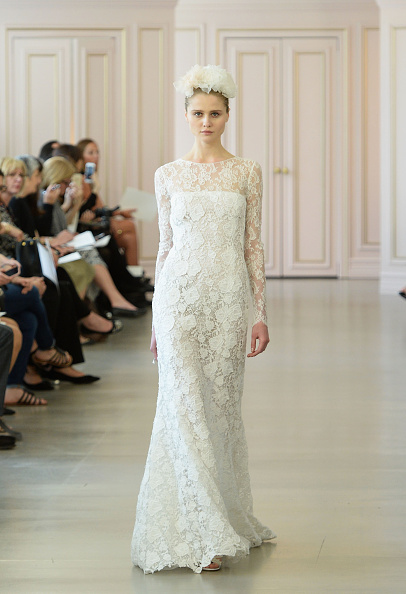 Wedding Dress「Oscar De La Renta Bridal Spring/Summer 2016 Runway Show」:写真・画像(15)[壁紙.com]