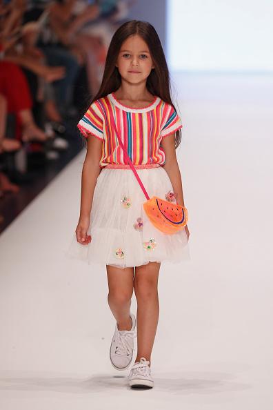 Orange - Fruit「Kids Fashion Show - Platform Fashion July 2018」:写真・画像(7)[壁紙.com]