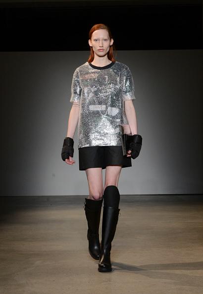 Black Shoe「MM6 Maison Martin Margiela - Presentation - Mercedes-Benz Fashion Week Fall 2014」:写真・画像(7)[壁紙.com]