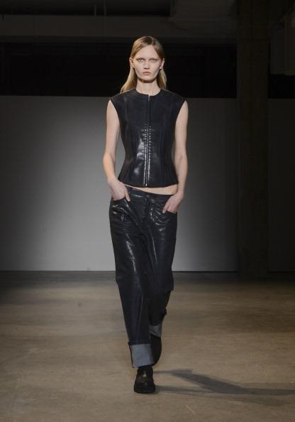 Black Shoe「MM6 Maison Martin Margiela - Presentation - Mercedes-Benz Fashion Week Fall 2014」:写真・画像(5)[壁紙.com]