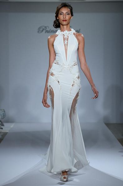 Wedding Dress「Fall 2015 Bridal Collection - Pnina Tornai For Kleinfeld - Show」:写真・画像(3)[壁紙.com]