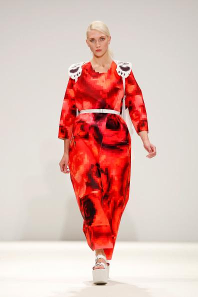 Open Toe「Swedish School Of Textiles: Runway - London Fashion Week SS15」:写真・画像(14)[壁紙.com]
