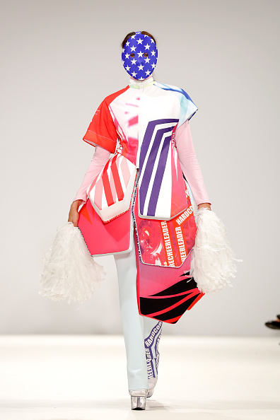 London Fashion Week「Swedish School Of Textiles: Runway - London Fashion Week SS15」:写真・画像(11)[壁紙.com]
