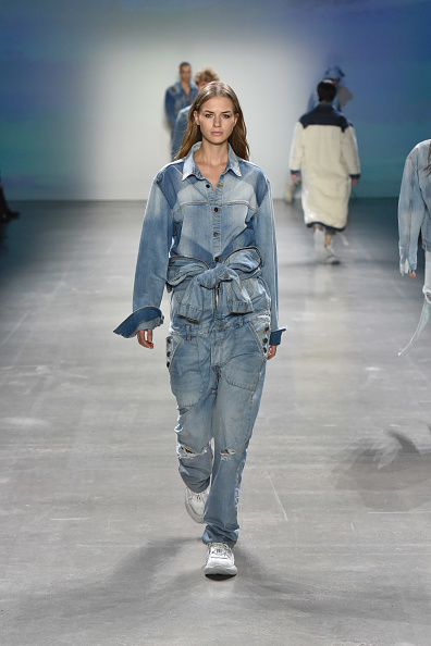 Denim「John John Fashion Show @NYFW - Runway」:写真・画像(6)[壁紙.com]