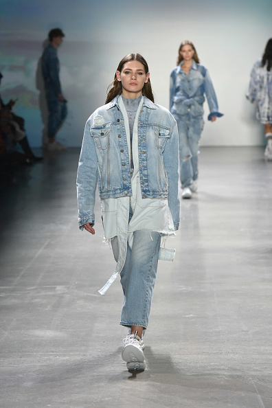 Denim「John John Fashion Show @NYFW - Runway」:写真・画像(18)[壁紙.com]