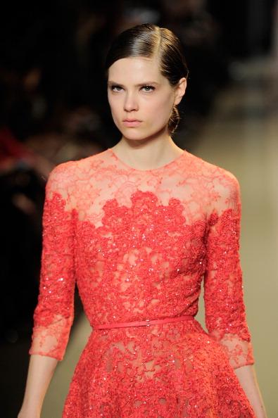 Pavillon Cambon Capucines「Elie Saab: Runway - Paris Fashion Week Haute-Couture Spring/Summer 2013」:写真・画像(13)[壁紙.com]