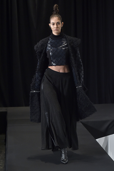 Leather Boot「Daniel Silverstain - Presentation - Mercedes-Benz Fashion Week Fall 2015」:写真・画像(5)[壁紙.com]