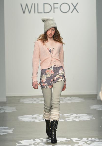 Long Hair「Wildfox - Runway - Mercedes-Benz Fashion Week Fall 2014」:写真・画像(17)[壁紙.com]