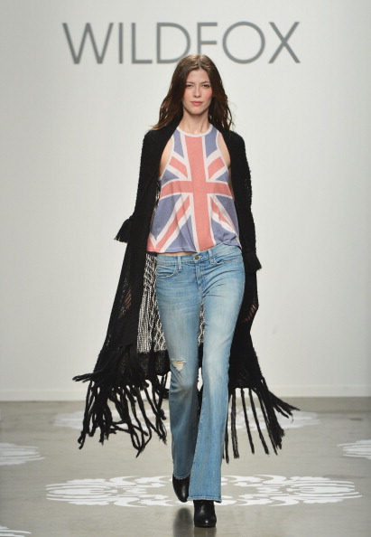 Wildfox Couture「Wildfox - Runway - Mercedes-Benz Fashion Week Fall 2014」:写真・画像(2)[壁紙.com]