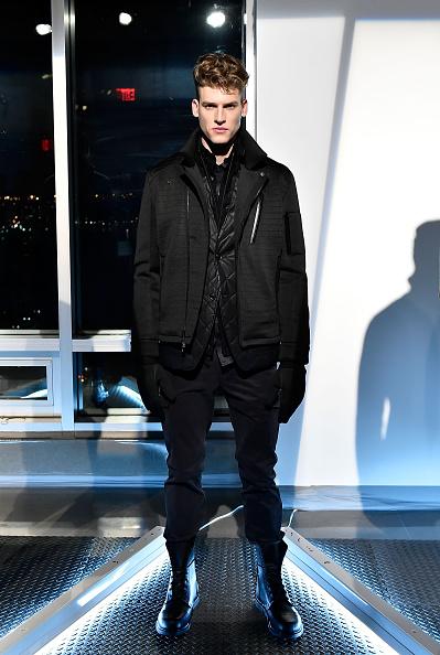 Black Shoe「W.R.K. - Presentation - Mercedes-Benz Fashion Week Fall 2015」:写真・画像(12)[壁紙.com]