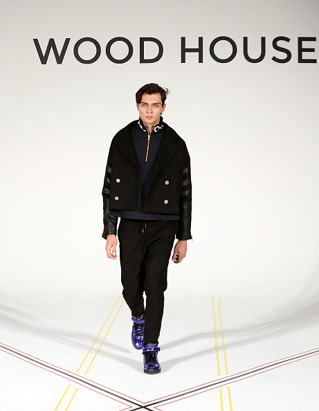 Purple Shoe「Wood House - Presentation - NYFW: Men's」:写真・画像(11)[壁紙.com]