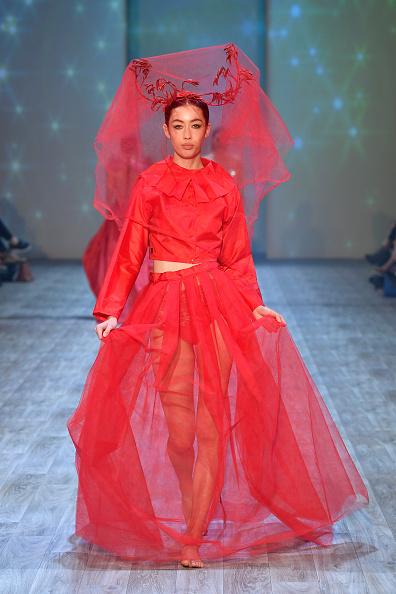 Maxi Skirt「Resene Designer - Runway - New Zealand Fashion Week 2019」:写真・画像(17)[壁紙.com]
