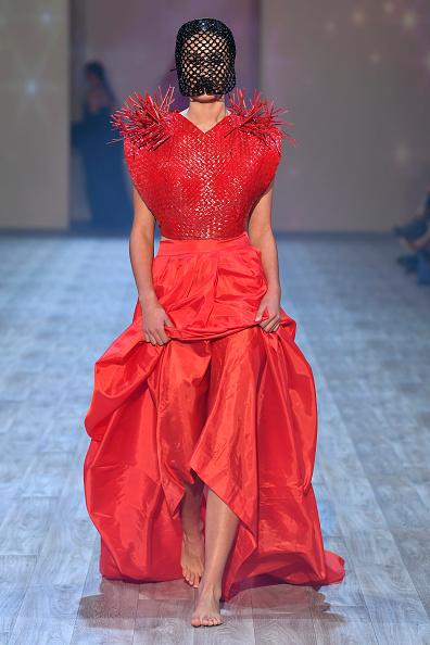 Maxi Skirt「Resene Designer - Runway - New Zealand Fashion Week 2019」:写真・画像(18)[壁紙.com]