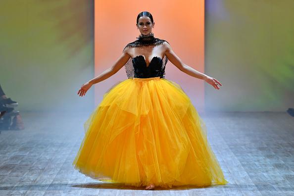 Maxi Skirt「Resene Designer - Runway - New Zealand Fashion Week 2019」:写真・画像(19)[壁紙.com]