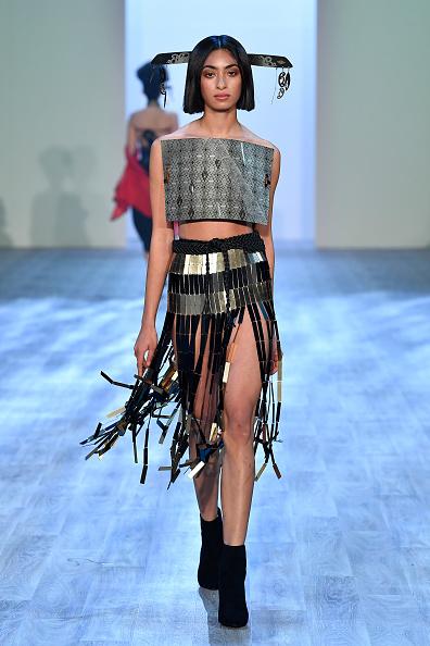 Black Boot「MIROMODA - Runway - New Zealand Fashion Week 2019」:写真・画像(9)[壁紙.com]