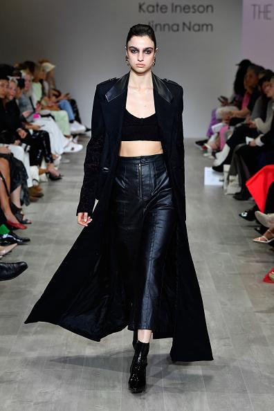 Leather Jacket「FDS: The Innovators - Runway - Mercedes-Benz Fashion Week Australia 2019」:写真・画像(17)[壁紙.com]
