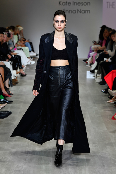 Leather Jacket「FDS: The Innovators - Runway - Mercedes-Benz Fashion Week Australia 2019」:写真・画像(4)[壁紙.com]