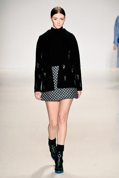 Black Shoe「RANFAN - Runway - Mercedes-Benz Fashion Week Fall/Winter 2015」:写真・画像(16)[壁紙.com]