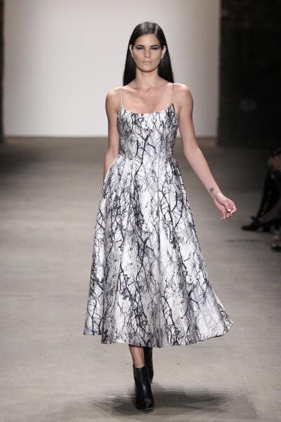 A-Line「Rolando Santana - Runway - Mercedes-Benz Fashion Week Fall 2014」:写真・画像(13)[壁紙.com]