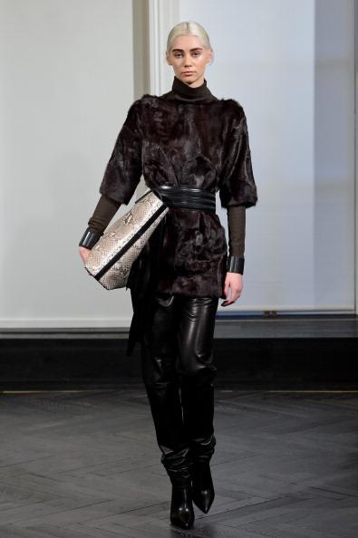 Bleached Hair「Amanda Wakeley: Presentation - London Fashion Week AW14」:写真・画像(14)[壁紙.com]