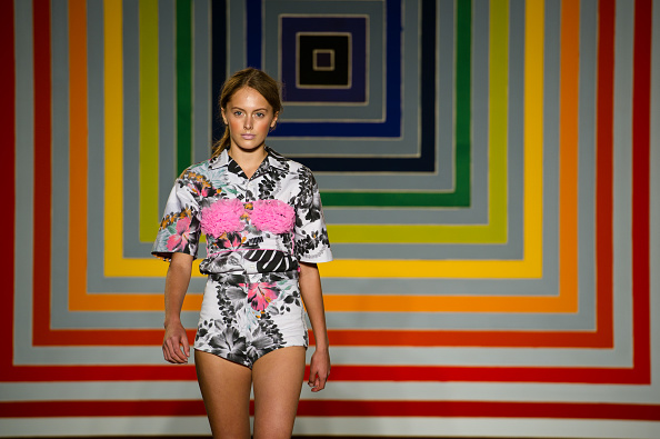 London Fashion Week「Fashion East: Runway - LFW Spring/Summer 2012」:写真・画像(1)[壁紙.com]