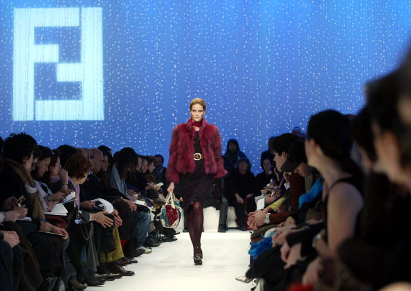 Fashion show「Milan Fashion Week - Fendi」:写真・画像(3)[壁紙.com]