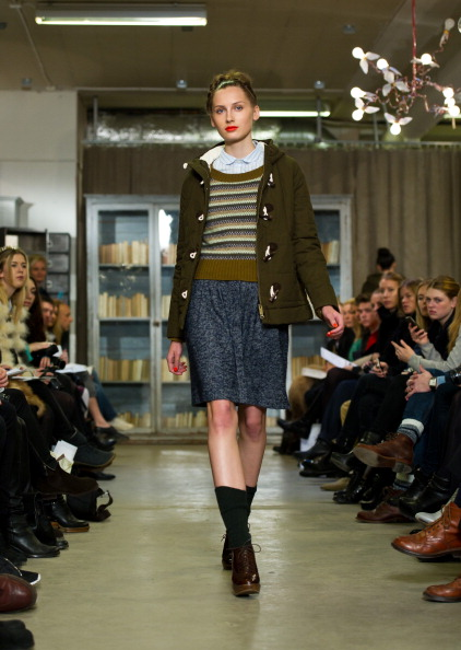 Ian Gavan「Boomerang: Mercedes-Benz Fashion Week Stockholm A/W 2012 - Runway」:写真・画像(19)[壁紙.com]