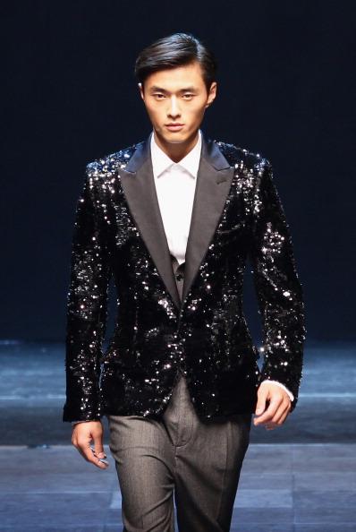 Dolce & Gabbana show「Dolce & Gabbana: Milan Fashion Week Menswear A/W 2011」:写真・画像(5)[壁紙.com]