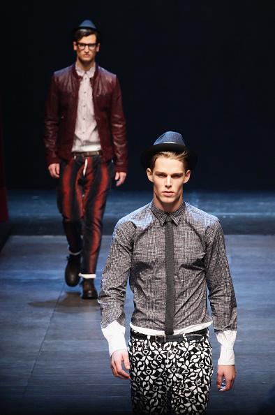 Dolce & Gabbana show「Dolce & Gabbana: Milan Fashion Week Menswear A/W 2011」:写真・画像(4)[壁紙.com]